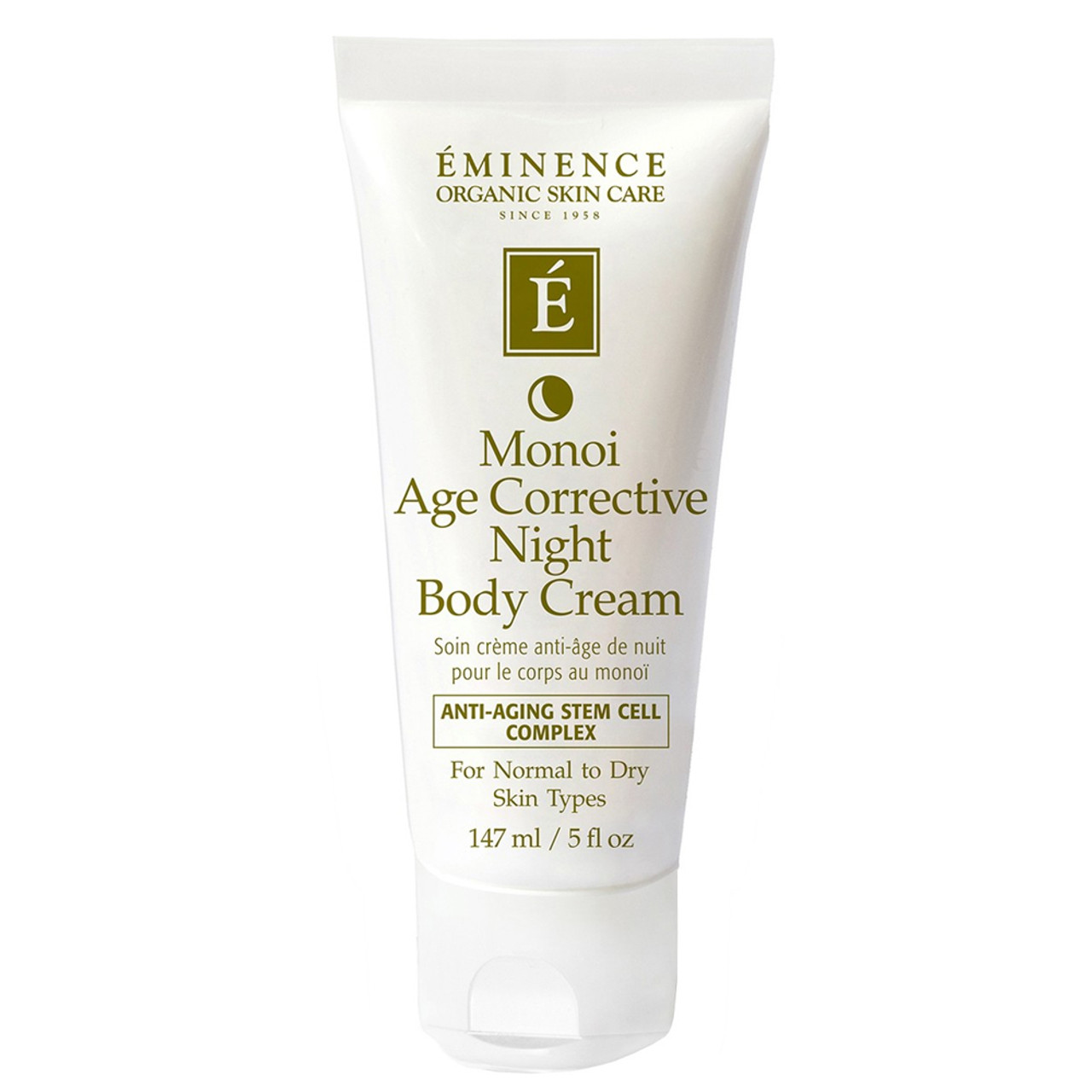 Eminence Monoi Age Corrective Night Body Cream