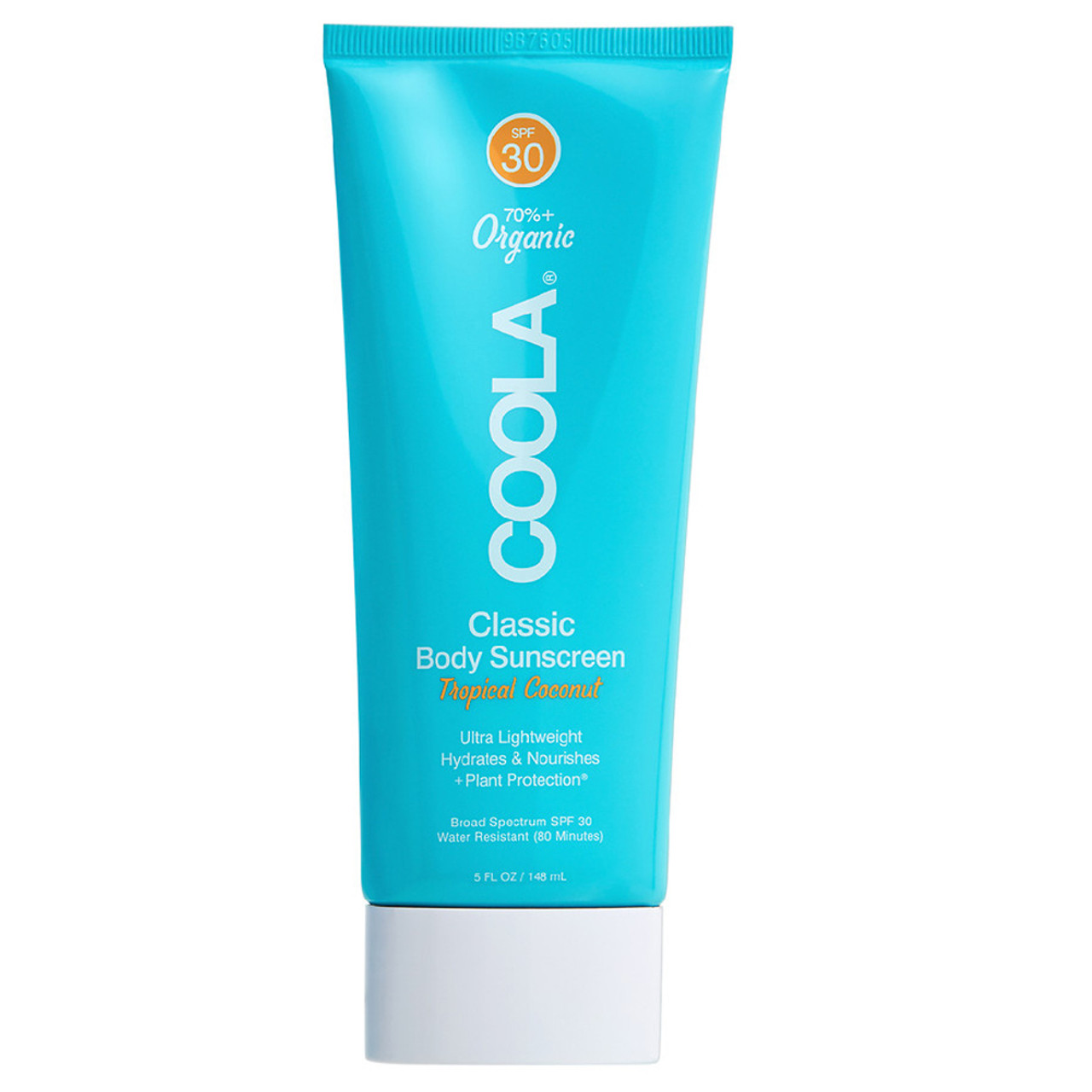Coola Classic Body Sunscreen Lotion SPF 30 - Tropical Coconut