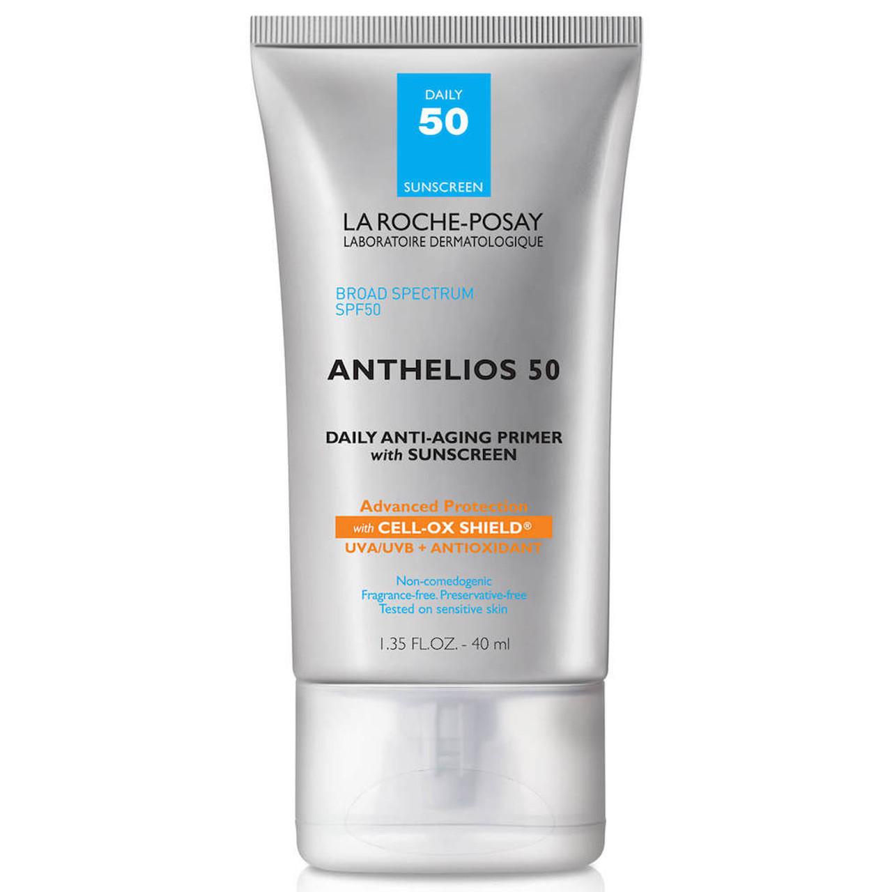 La Roche Posay Anthelios Anti-Aging Face Primer SPF 50 BeautifiedYou.com