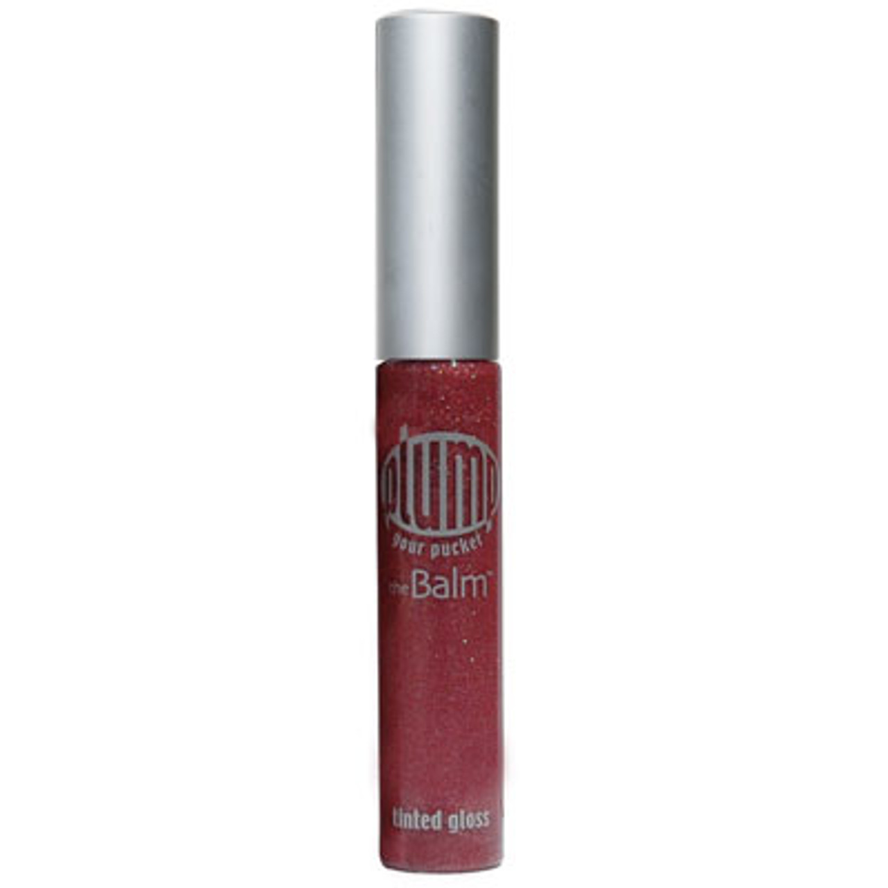 theBalm Plump Your Pucker Tinted Gloss Passion My Fruit