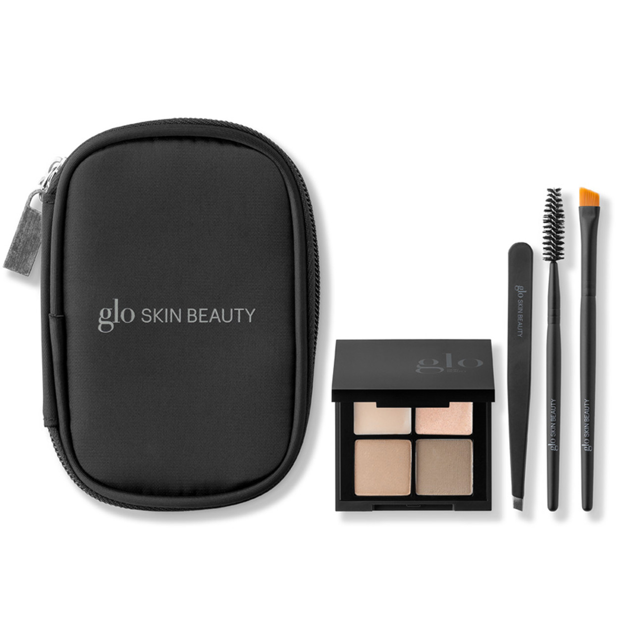 glo Skin Beauty Brow Collection-Taupe