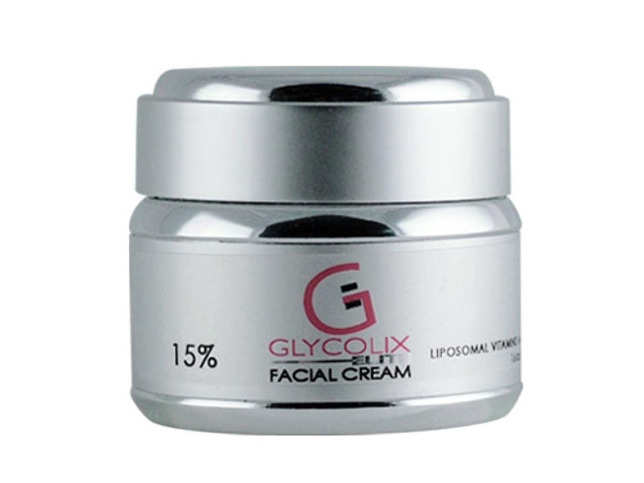 Glycolix Elite Facial Cream BeautifiedYou.com