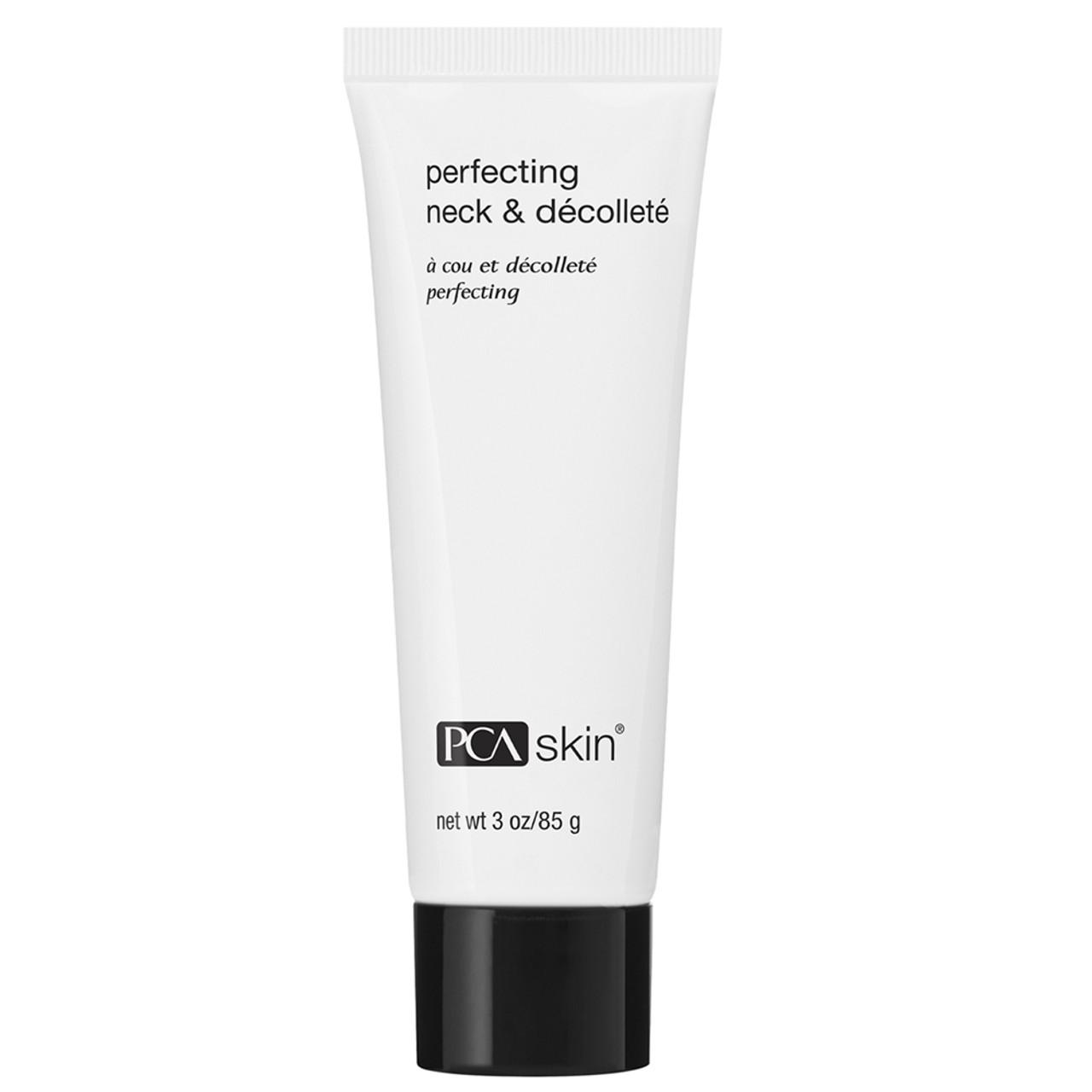 PCA Skin Perfecting Neck & Decollete BeautifiedYou.com