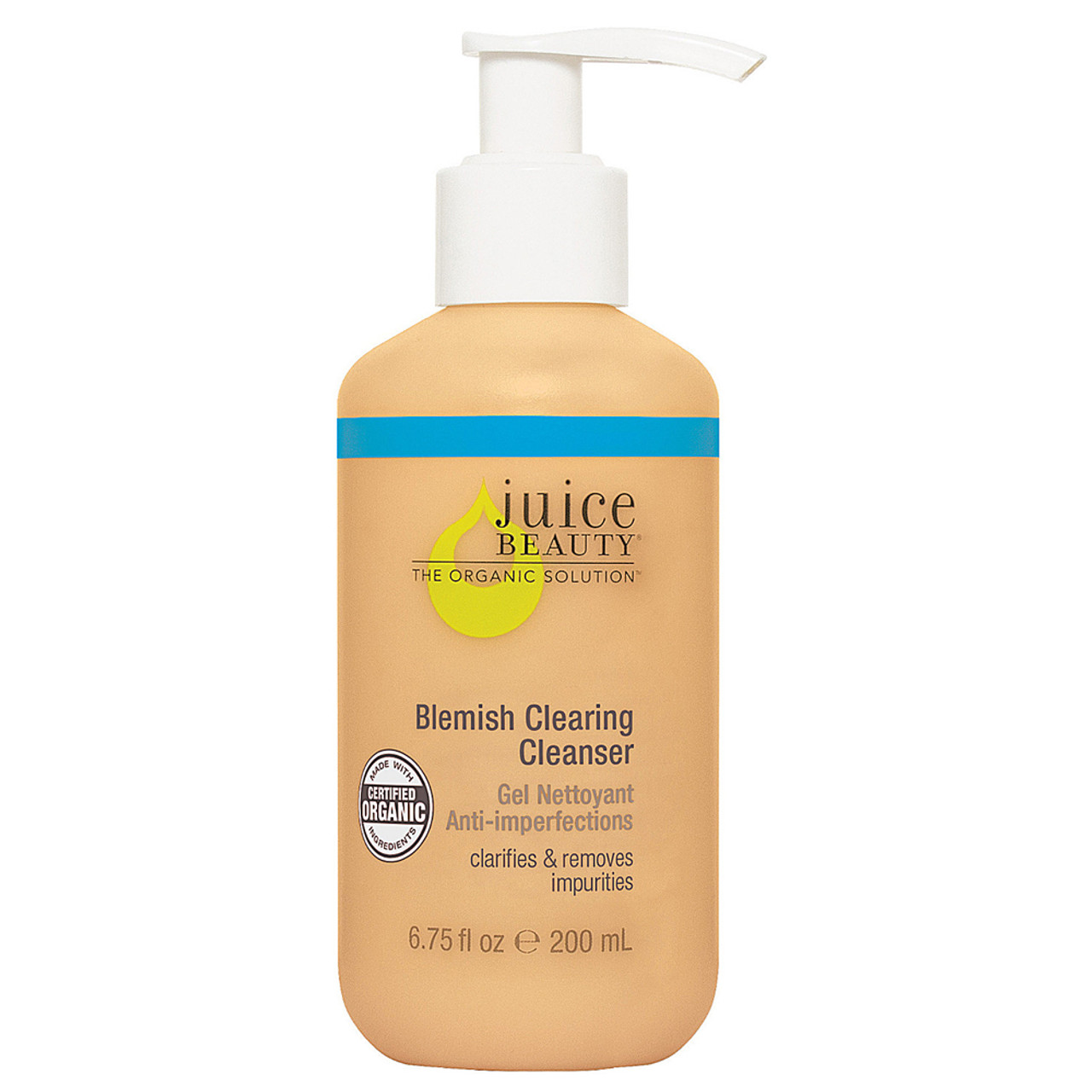 Juice Beauty Blemish Clearing Cleanser BeautifiedYou.com