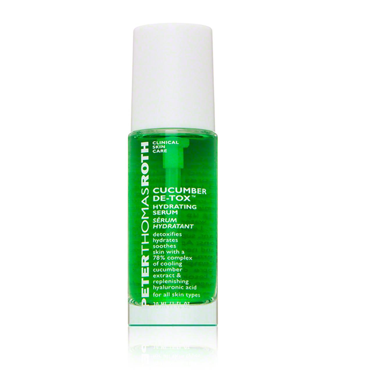 Peter Thomas Roth Cucumber De-Tox Hydrating Serum BeautifiedYou.com