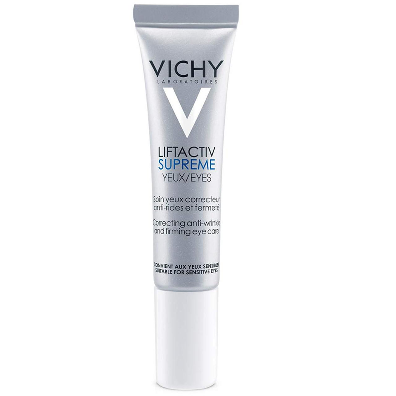 Vichy LiftActiv Supreme Eyes BeautifiedYou.com