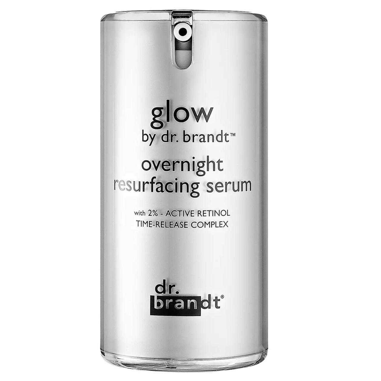 Dr. Brandt Glow Overnight Resurfacing Serum BeautifiedYou.com