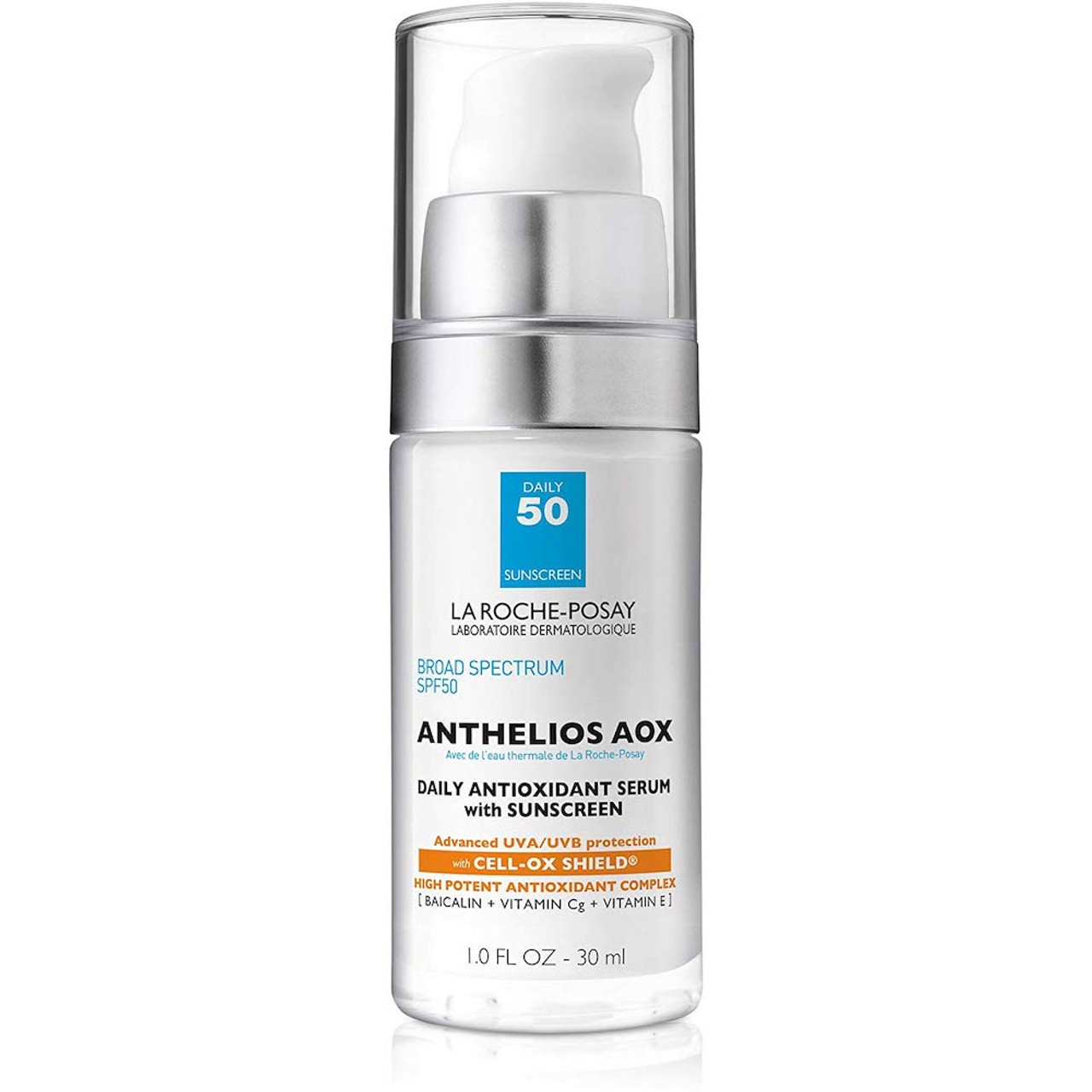 La Roche Posay Anthelios AOX Antioxidant Serum SPF 50 BeautifiedYou.com