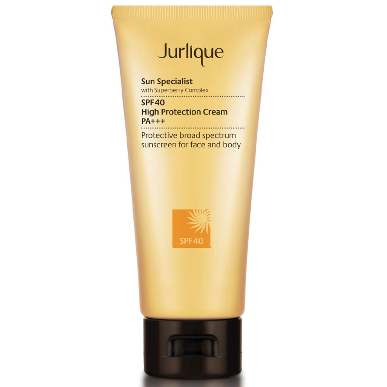 Jurlique Sun Specialist SPF 40 High Protection Cream (discontinued) BeautifiedYou.com