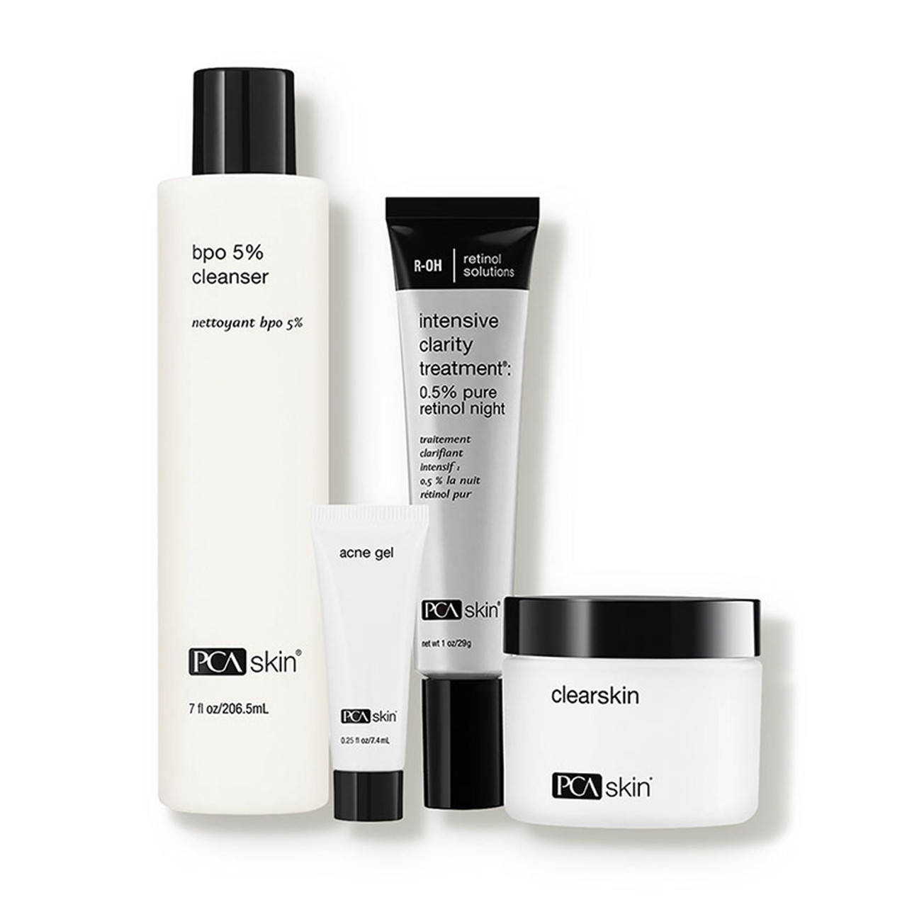 PCA Skin Acne Control Regimen BeautifiedYou.com