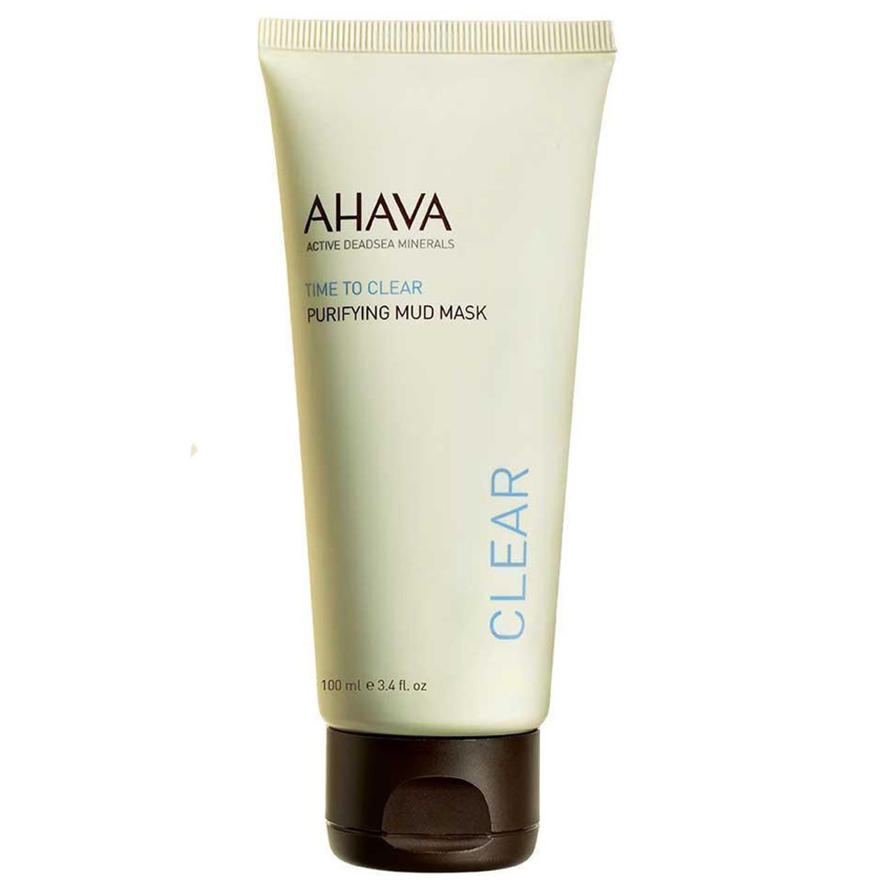 AHAVA Purifying Mud Mask BeautifiedYou.com