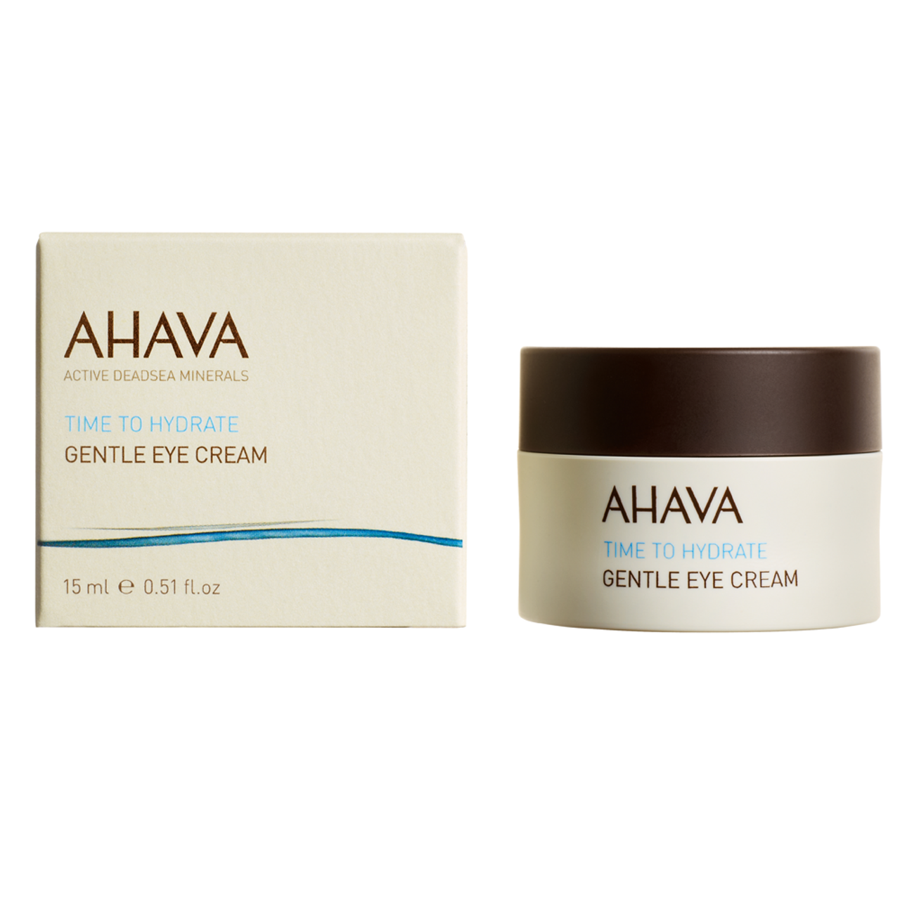 AHAVA Gentle Eye Cream BeautifiedYou.com