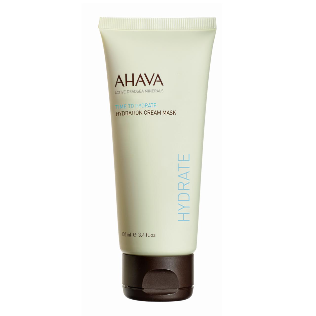 AHAVA Hydration Cream Mask BeautifiedYou.com