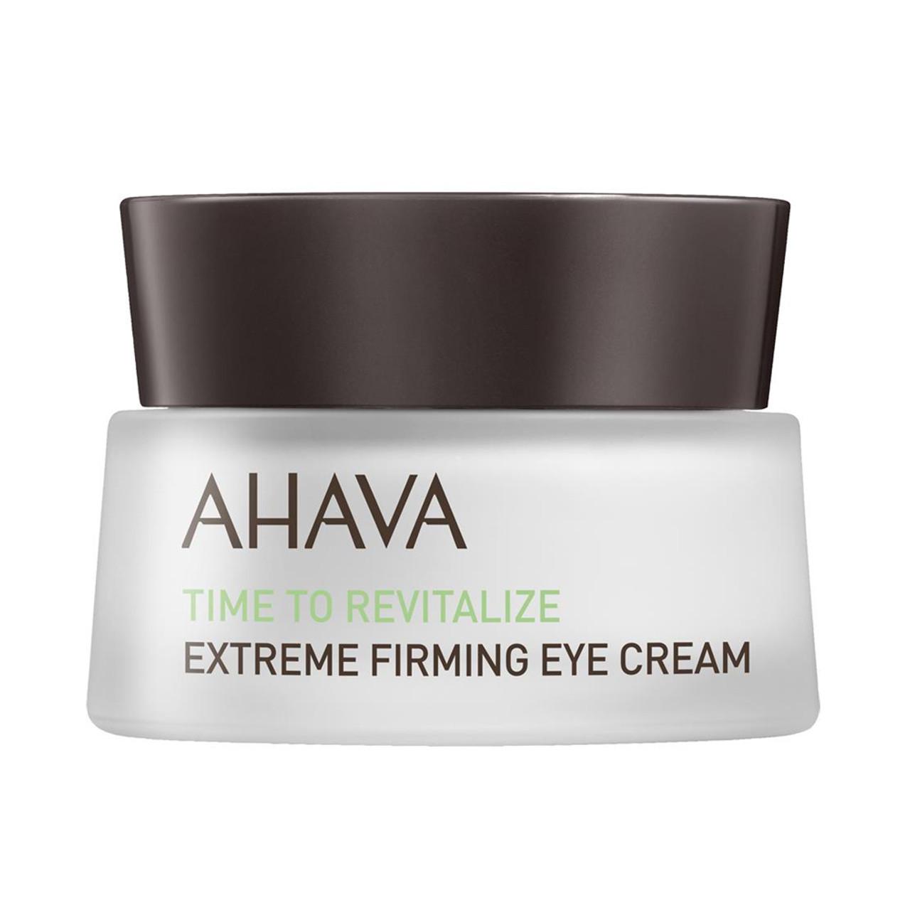 AHAVA Extreme Firming Eye Cream BeautifiedYou.com