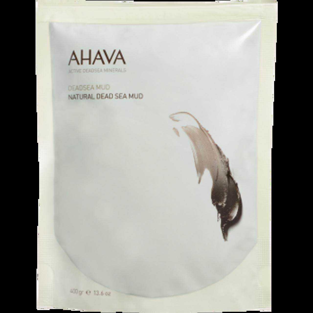 AHAVA Natural Dead Sea Body Mud BeautifiedYou.com