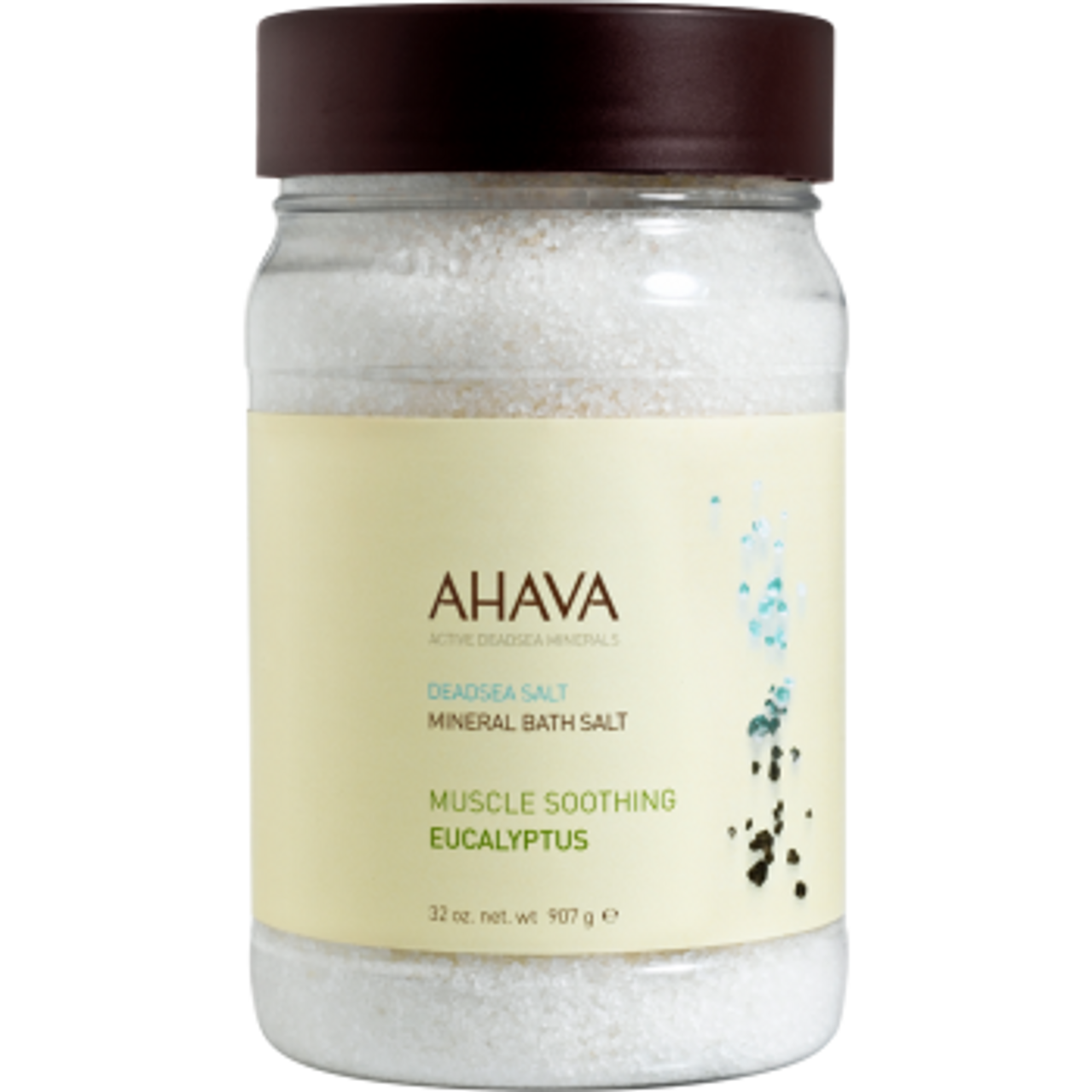 AHAVA Eucalyptus 32 Oz Bath Salt