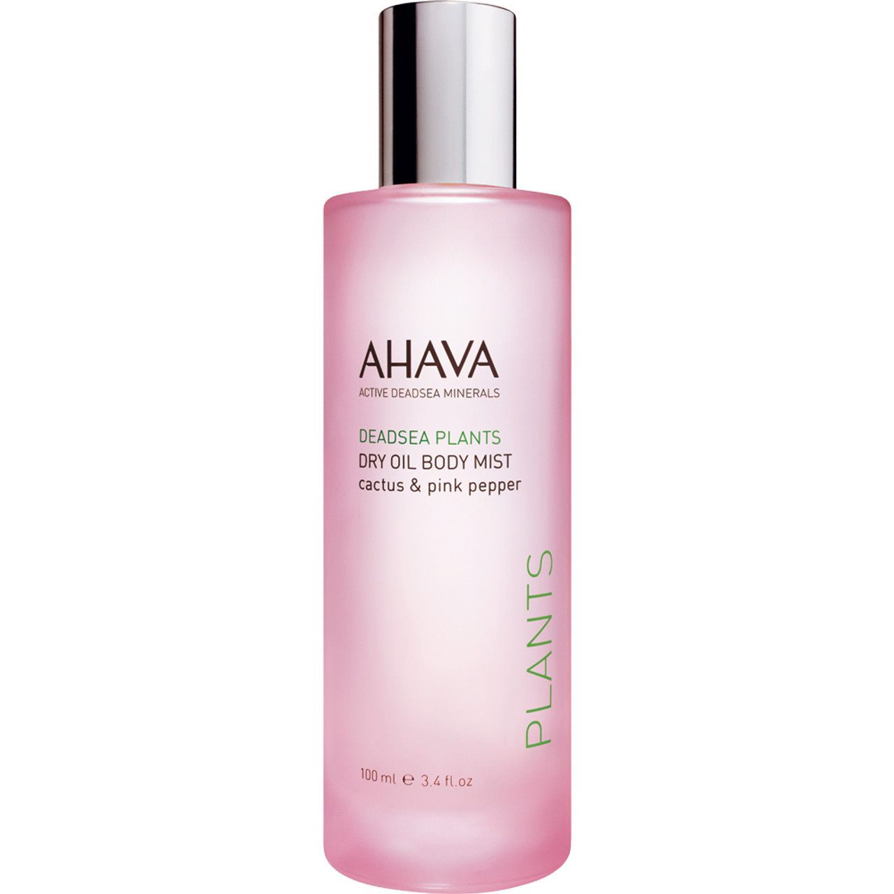 AHAVA Dry Oil Body Mist Cactus And Pink Pepper