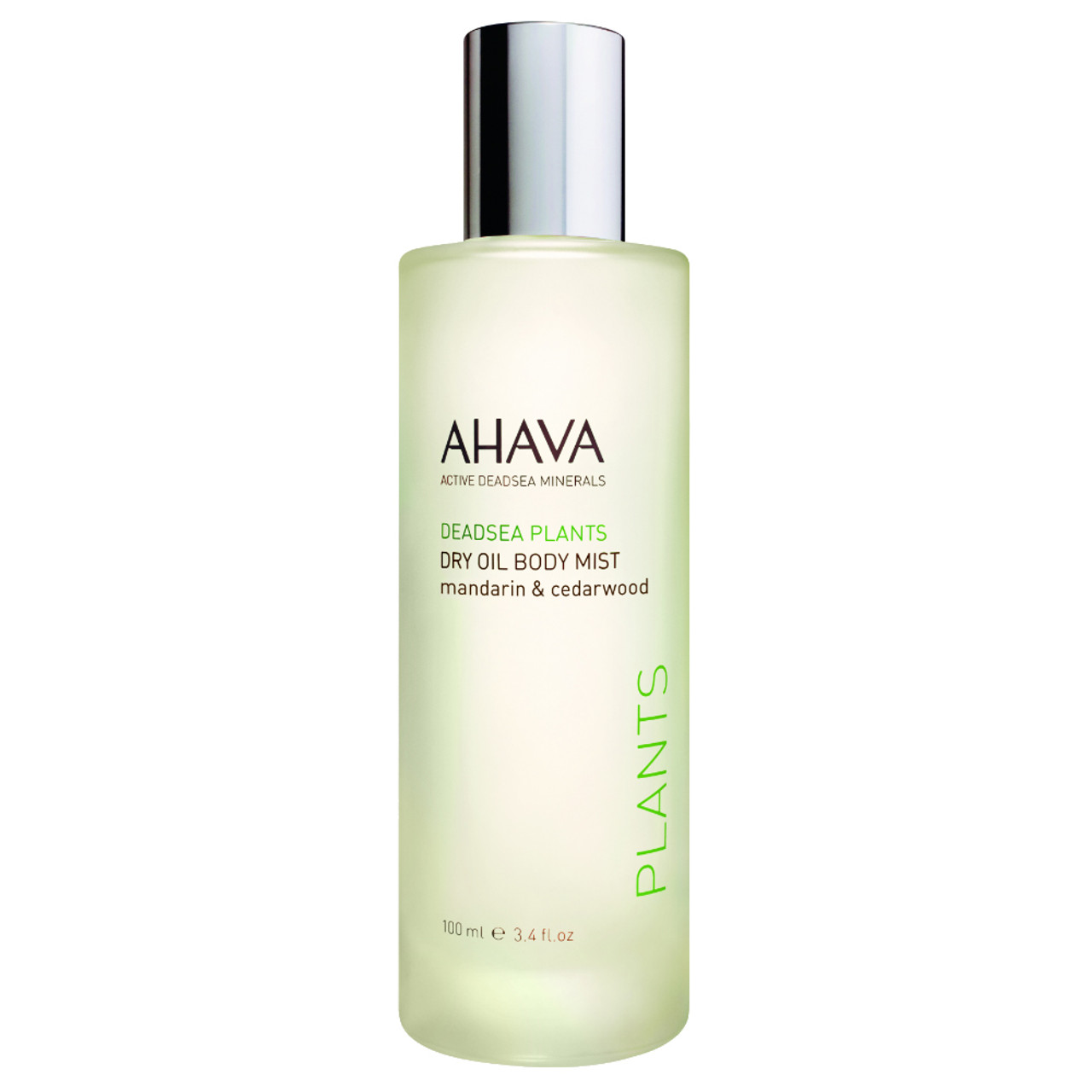 AHAVA Dry Oil Body Mist Mandarin Cedarwood BeautifiedYou.com