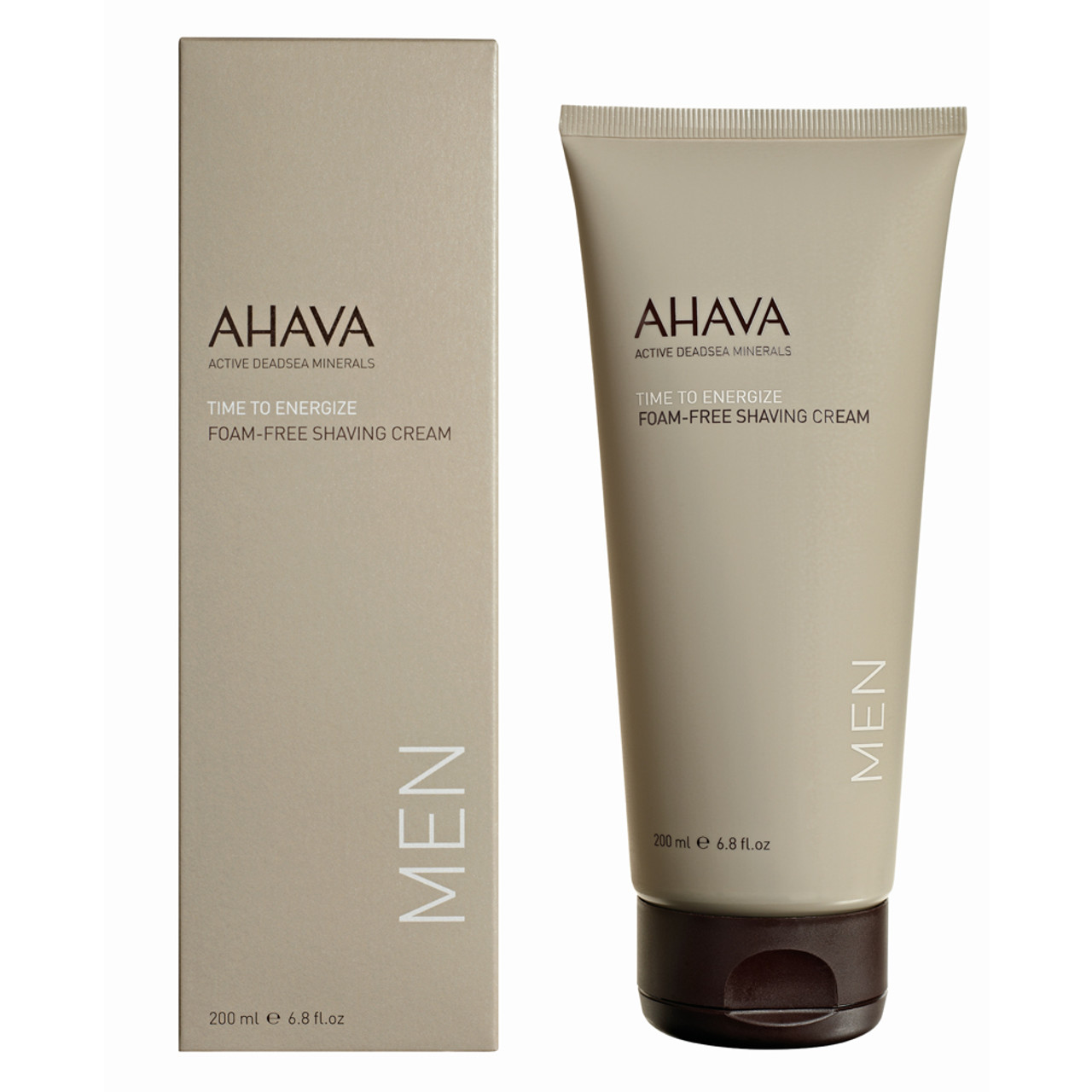 AHAVA Men's Foam Free Shaving Cream BeautifiedYou.com