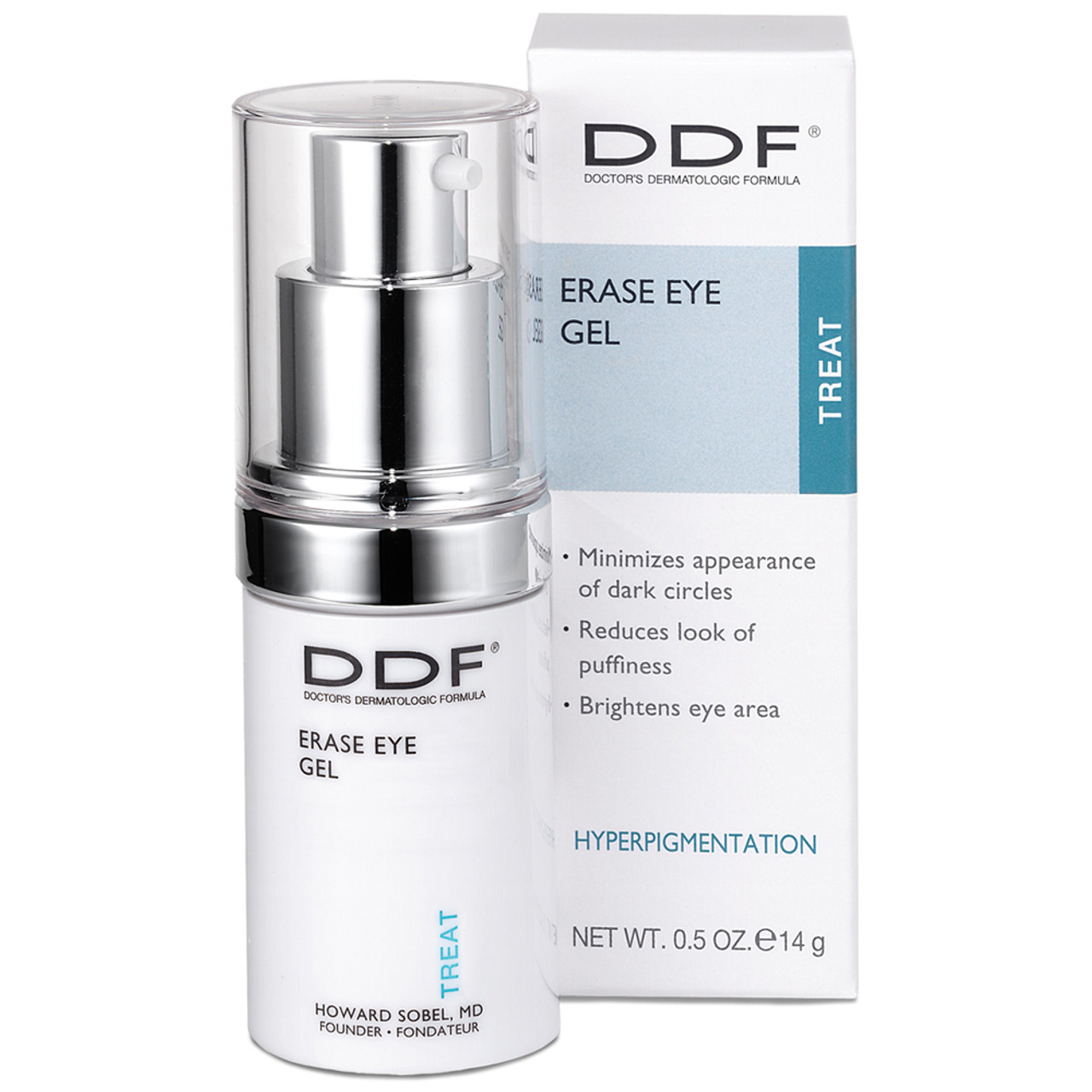 DDF Erase Eye Gel BeautifiedYou.com