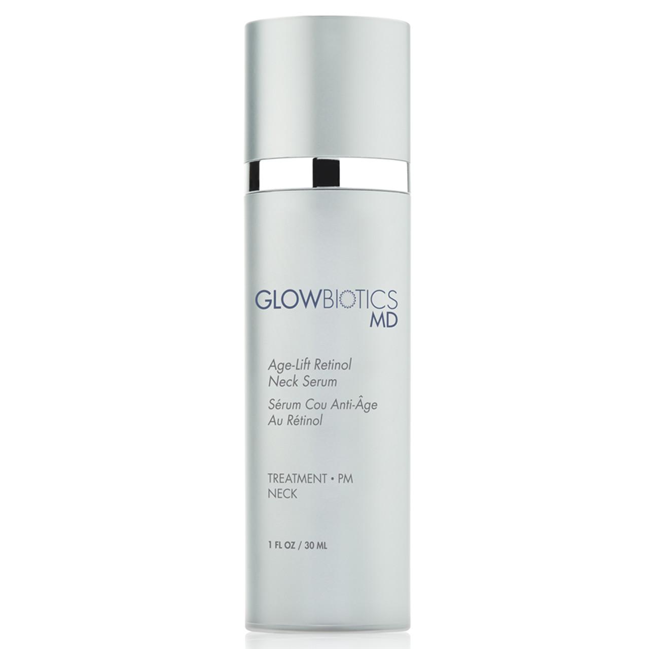 GlowbioticsMD Age-Lift Retinol Neck Serum