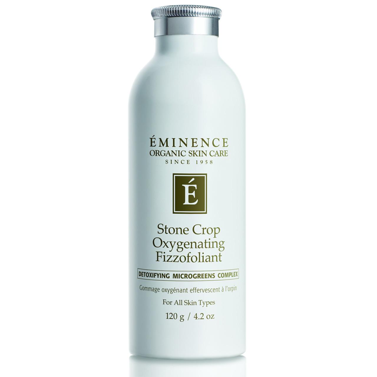 Eminence Stone Crop Oxygenating Fizzofoliant BeautifiedYou.com