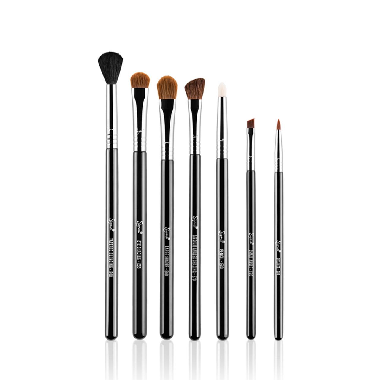 Sigma Beauty Basic Eyes Brush Kit BeautifiedYou.com