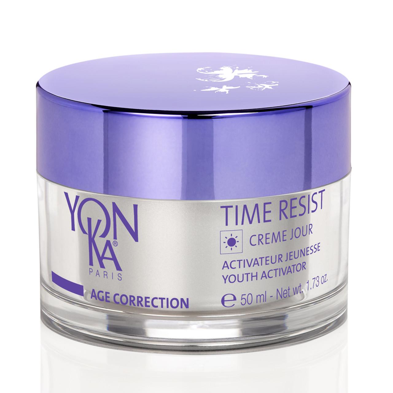 YonKa Time Resist Creme Jour BeautifiedYou.com