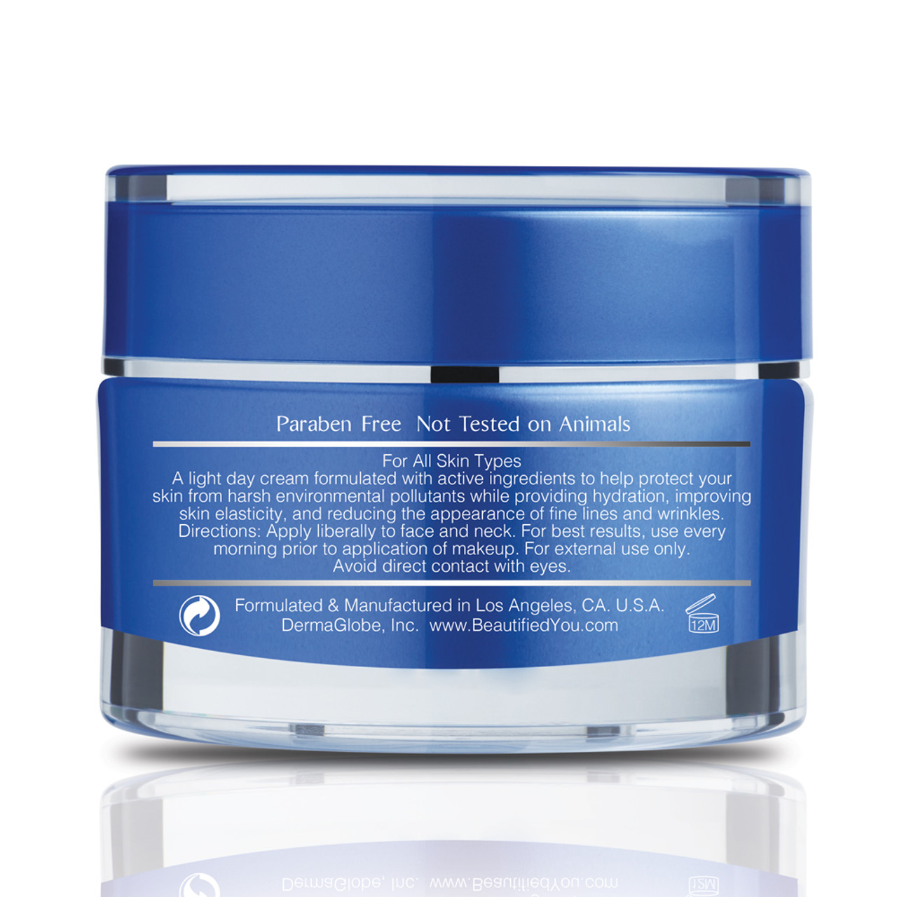 Anora Skincare Fortifying Active Moisturizer - Front