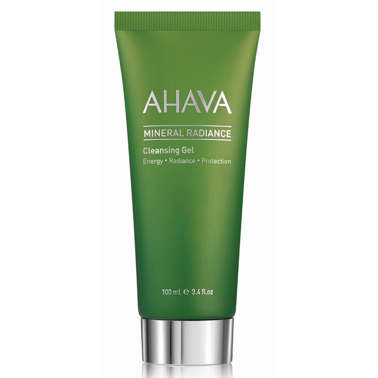 AHAVA Mineral Radiance Cleansing Gel BeautifiedYou.com
