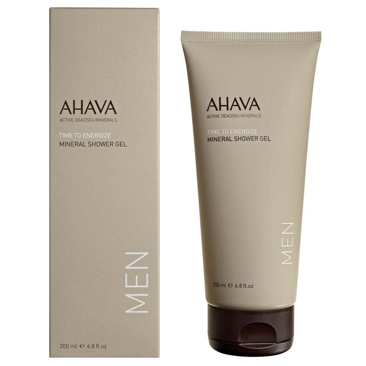 AHAVA Men's Mineral Shower Gel