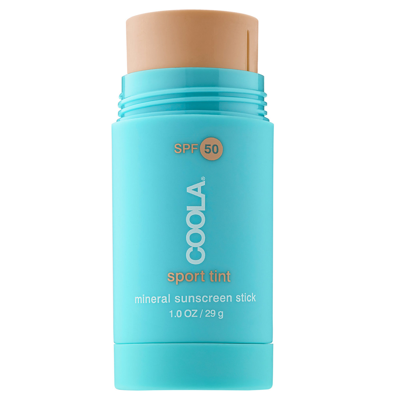 Coola Mineral Sport SPF50 Stick Tinted