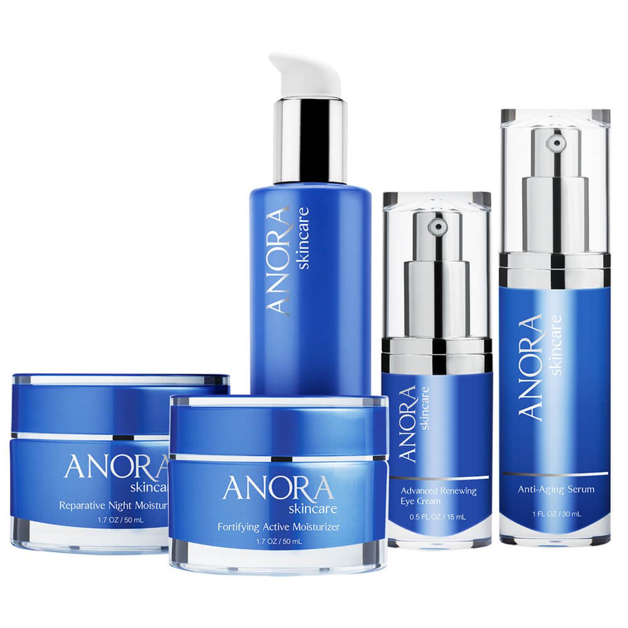 Anora Skincare Gift Set BeautifiedYou.com