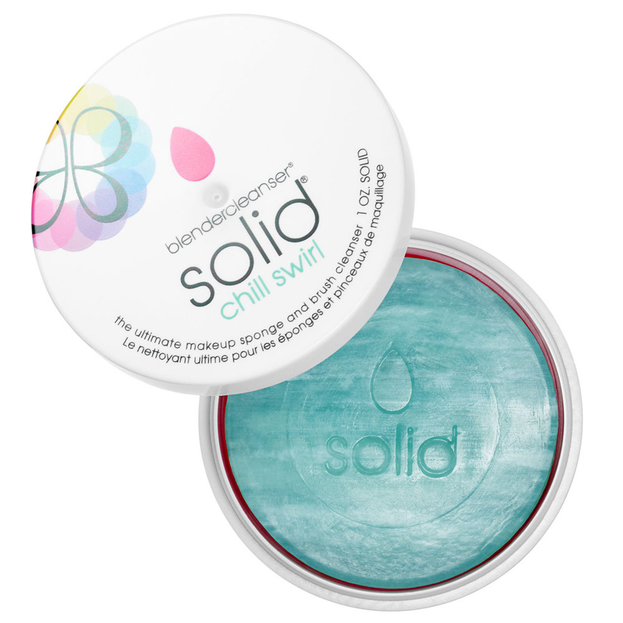 beautyblender Blendercleanser Solid Chill Swirl