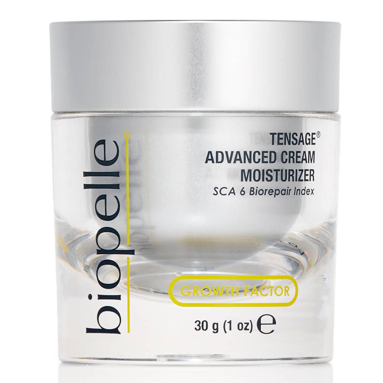 Biopelle Tensage Advanced Cream Moisturizer BeautifiedYou.com