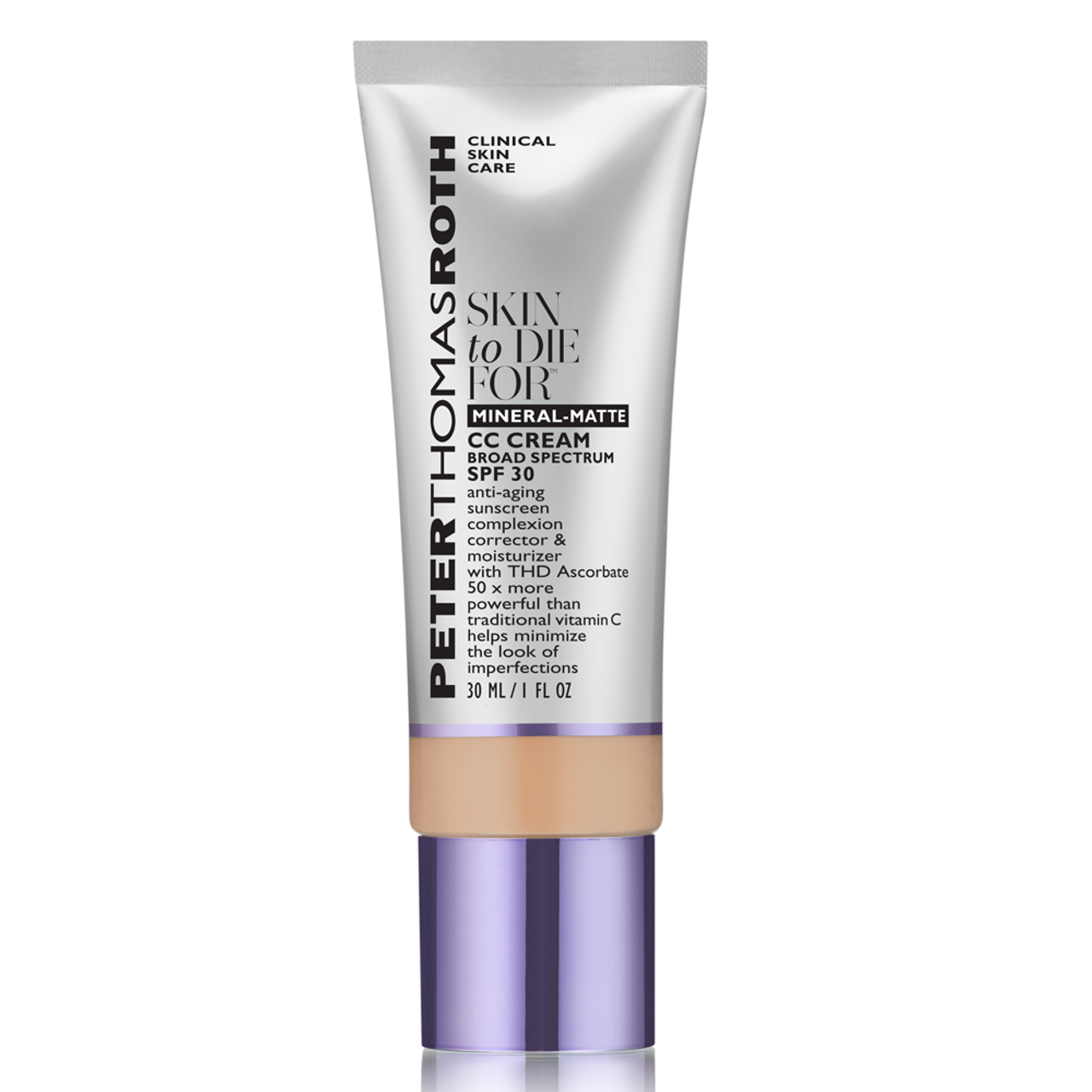 Peter Thomas Roth Skin to Die for Natural Matte Skin Perfecting CC Cream (discontinued) BeautifiedYou.com