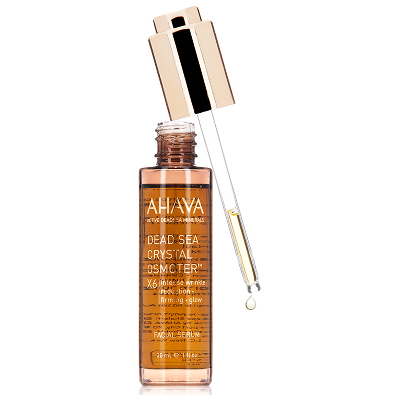 AHAVA Dead See Crystal Osmoter X6 Facial Serum