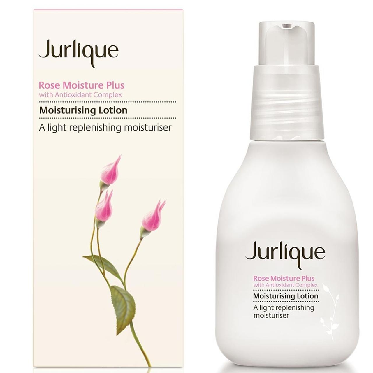 Jurlique Rose Moisture Plus Moisturizing Lotion