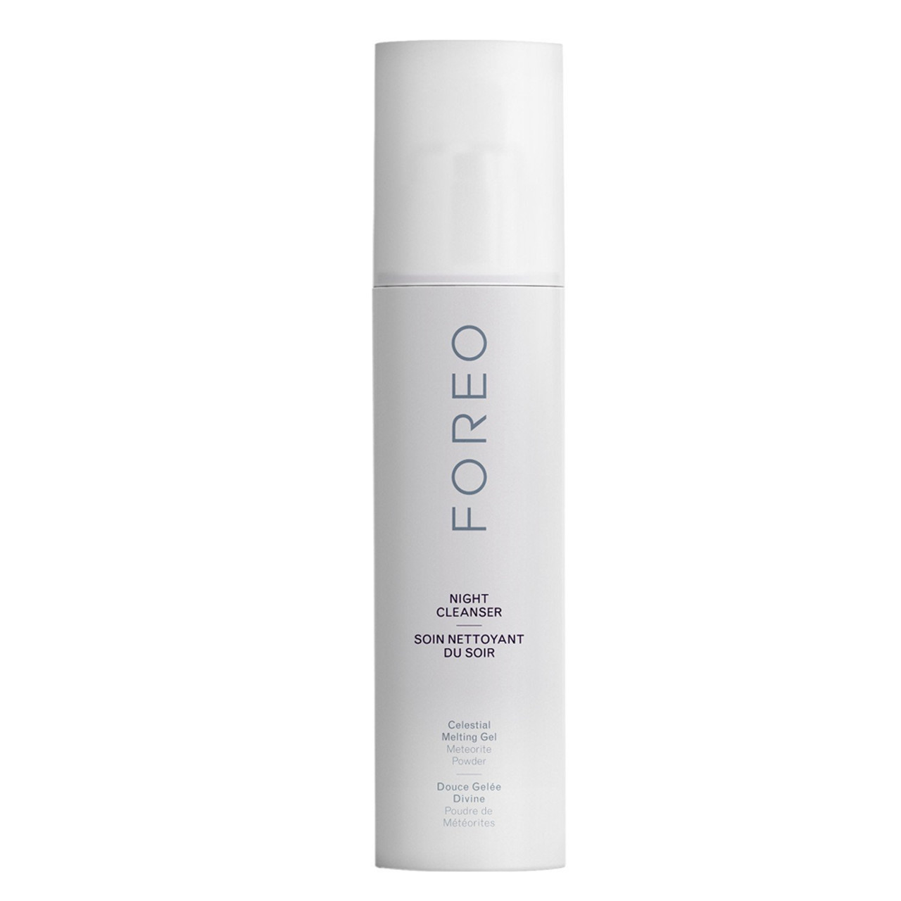 Foreo Night Cleanser (discontinued) BeautifiedYou.com