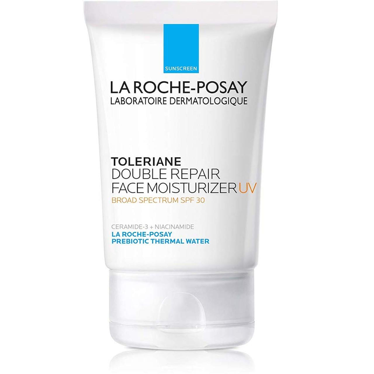 La Roche Posay Toleriane Double Repair Facial Moisturizer UV SPF 30 BeautifiedYou.com