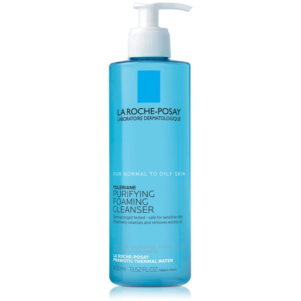 La Roche Posay Toleriane Purifying Foaming Cleanser
