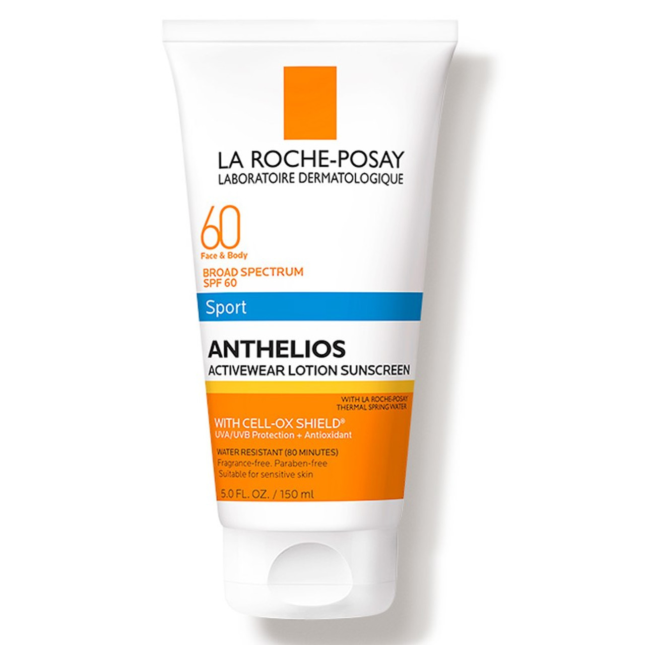 La Roche Posay Anthelios Sport Activewear Sunscreen SPF 60