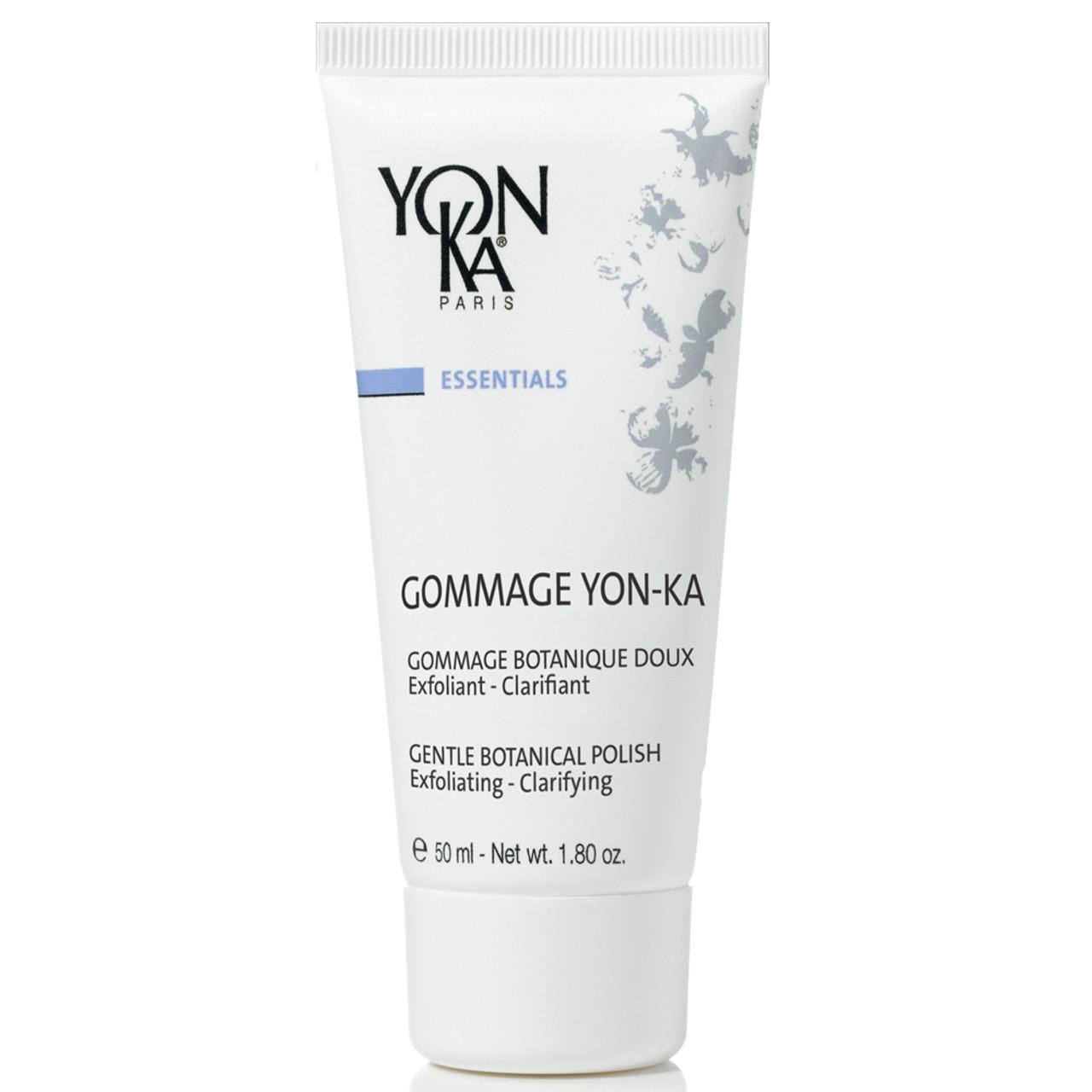 Yonka Gommage Yon-Ka Gentle Botanical Polish BeautifiedYou.com
