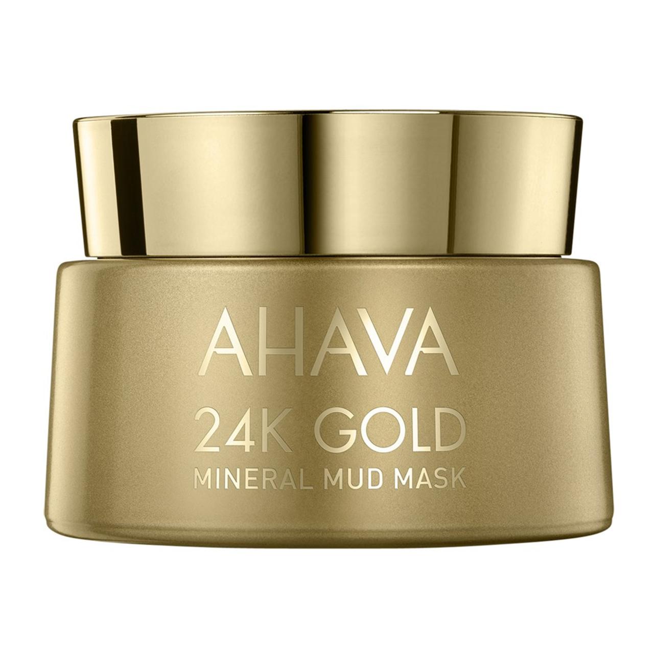 AHAVA 24K Gold Mineral Mud Mask