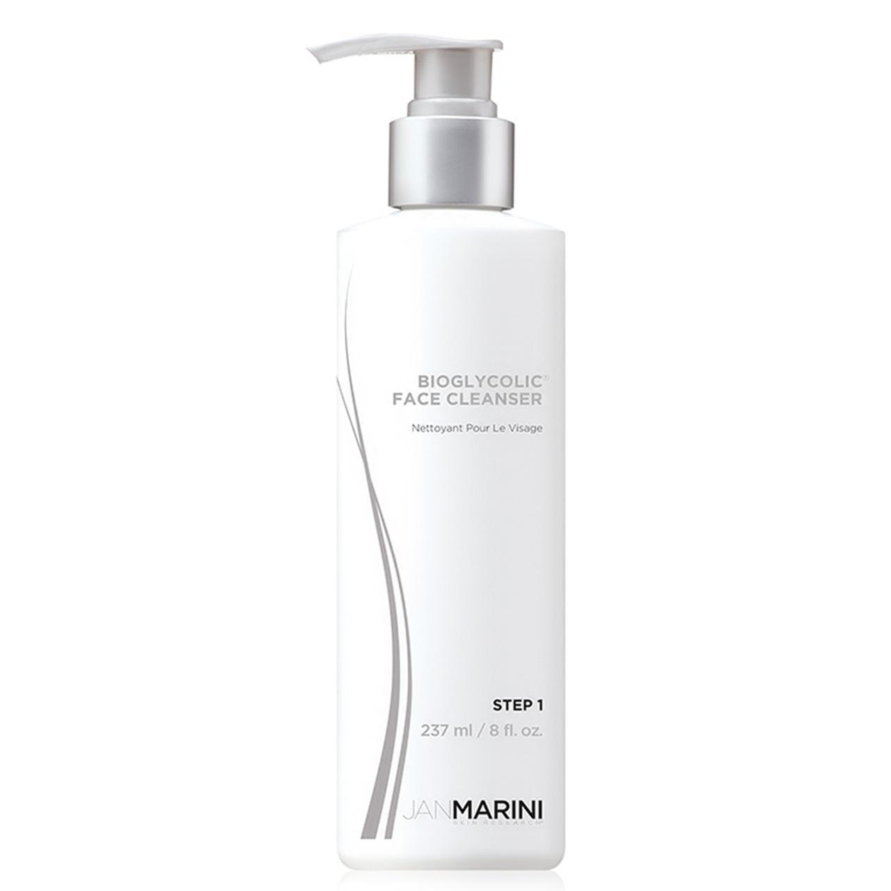Jan Marini Bioglycolic Facial Cleanser BeautifiedYou.com
