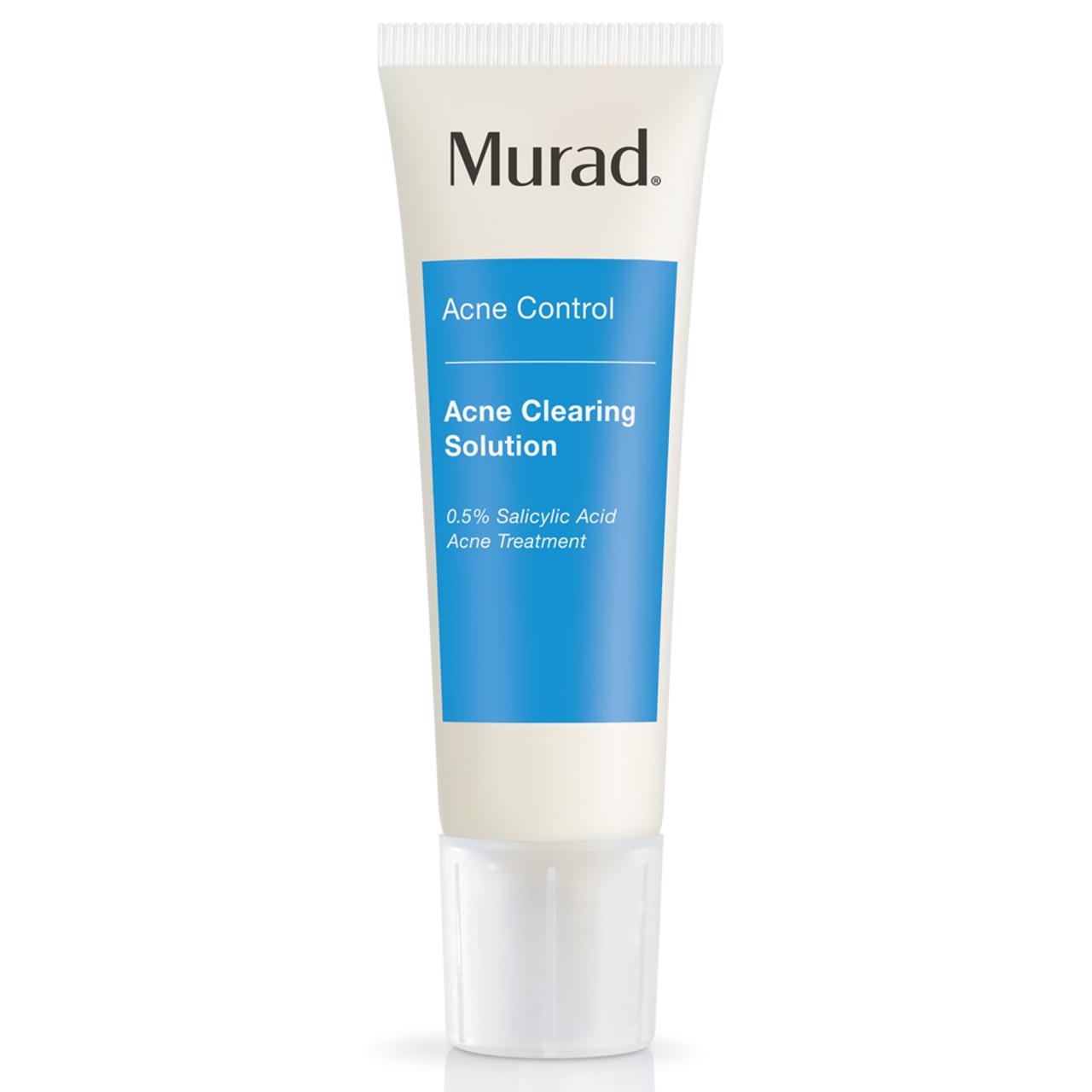 Murad Acne Control Acne Clearing Solution BeautifiedYou.com