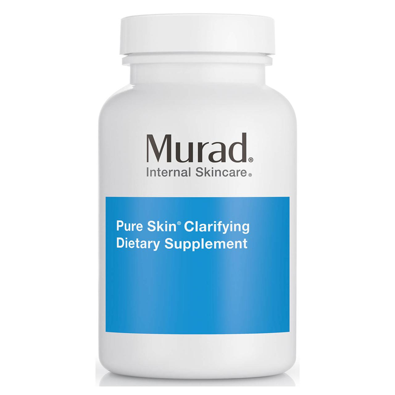 Murad Pure Skin Clarifying Dietary Supplement 120 Cnt.
