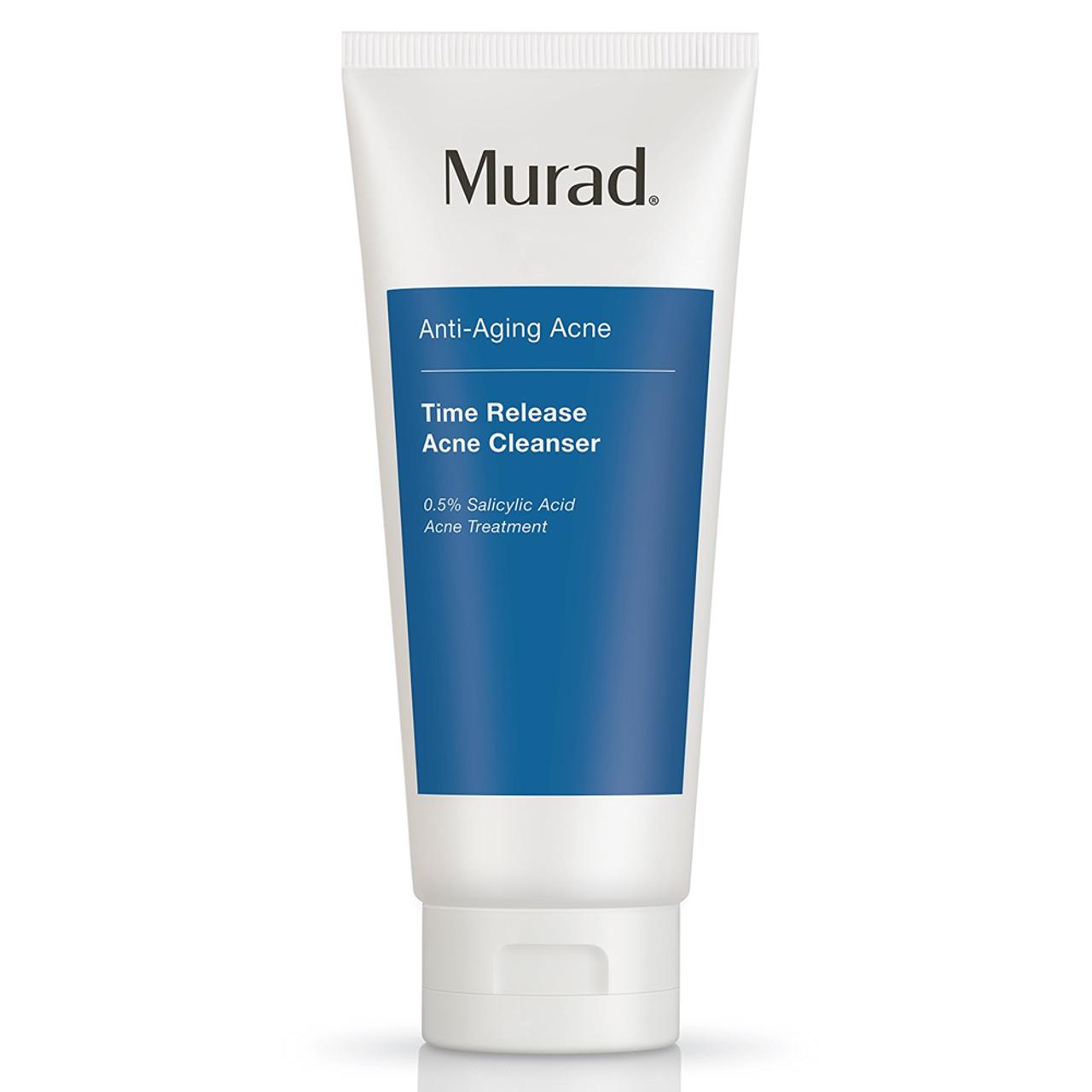 Murad Time Release Acne Cleanser  BeautifiedYou.com