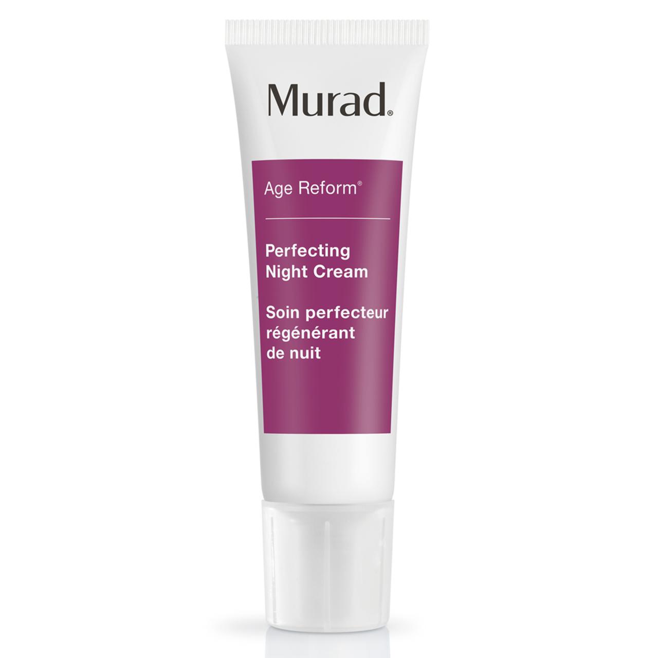 Murad Perfecting Night Cream (discontinued) BeautifiedYou.com