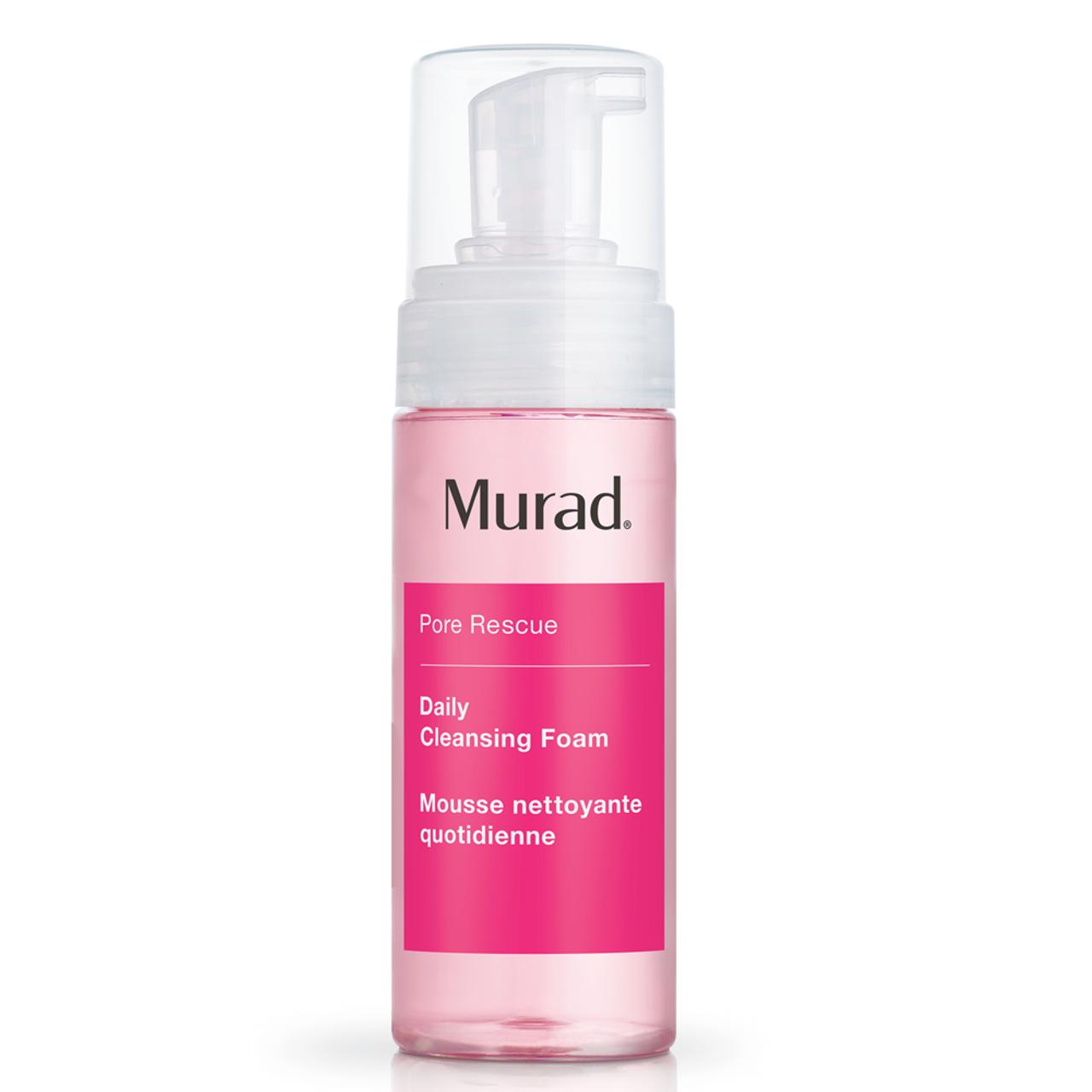 Murad Pore Rescue Daily Cleansing Foam (discontinued) BeautifiedYou.com